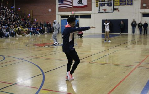 MVHS Students Celebrate Winter Athletes at the Winter Sports Pep Rally
