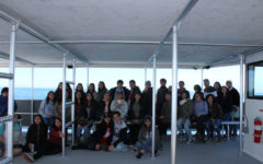 The Eco-Club Goes Whale-Watching in Newport Beach