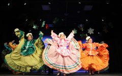Ballet Folklorico Winter Show 2016
