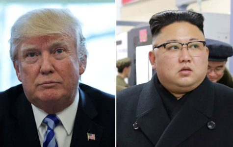 Tensions Between United States and North Korea Rise