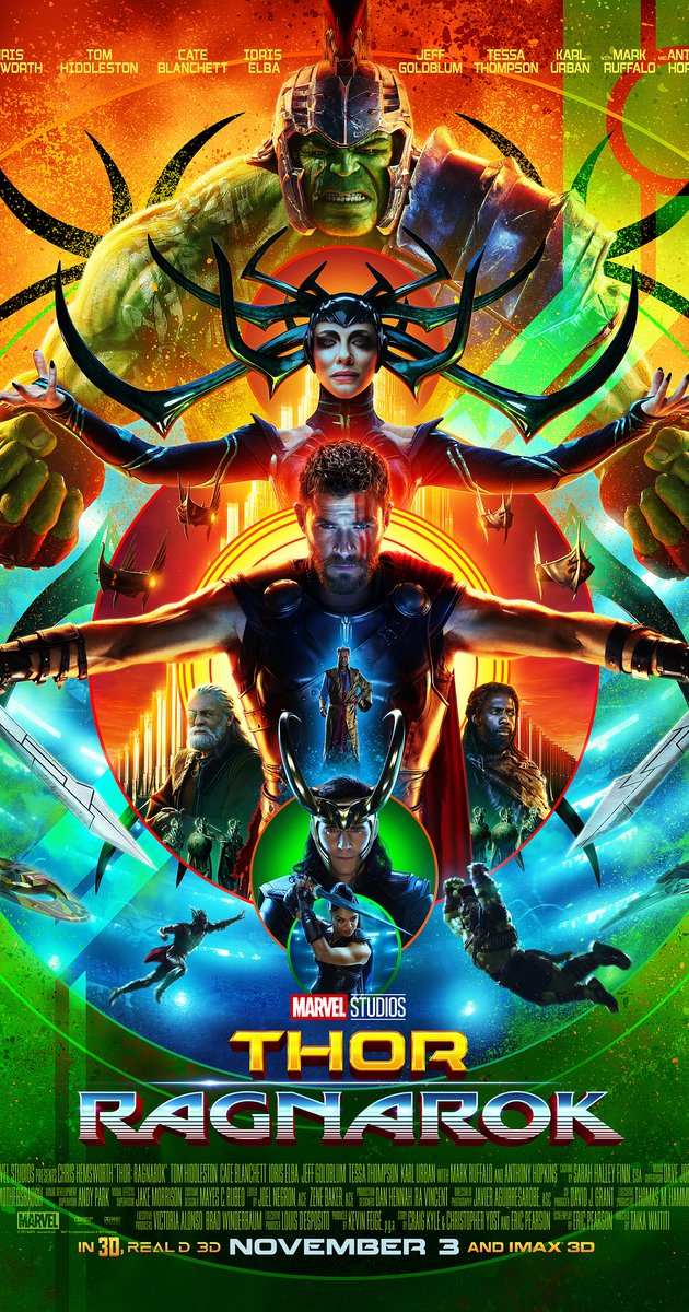 Thor Ragnarok, the sequel to 2011's Thor and 2013's Thor: The Dark World, was released on November 3 and received largely positive reviews, with many critics declaring it the best film of the Thor trilogy.