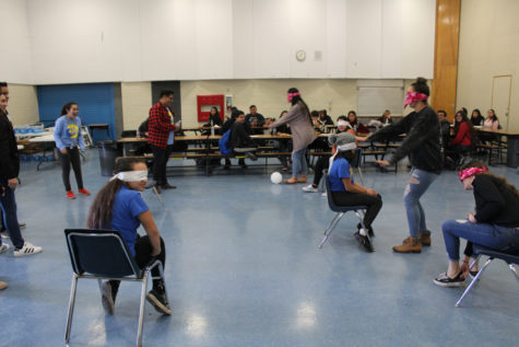 "ASB Celebrates MVHS' ""Academic Idols"" with Games, Food"