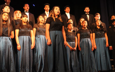 For Choir Students, the Workload is Heavy, but the Payoff is Worth It